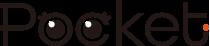 Pocketロゴ